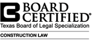 Texas board of legal specialisation