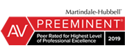 peer rates for highest level of professional excellence