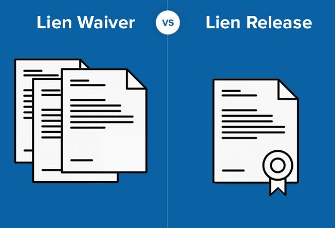 Lien Waiver vs. Lien Release